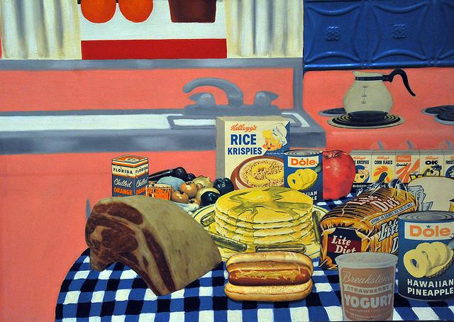 Tom Wesselmann_Still Life #30_1963