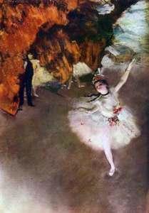 эдгар дега_прима-балерина_1878_пастель