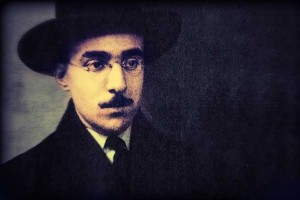 портрет Фернандо Пессоа