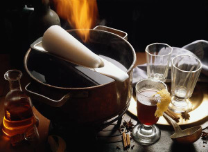 горячий пунш Feuerzangenbowle
