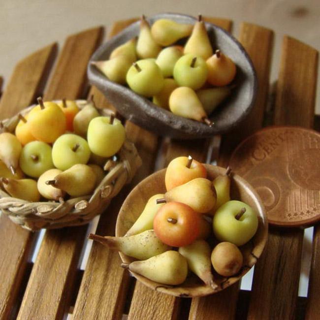 груши и яблоки 650 х 650