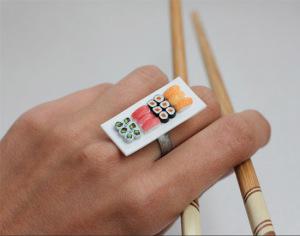 фото миниатюры Стефани Килгаст_кольцо-суши 550 х 434