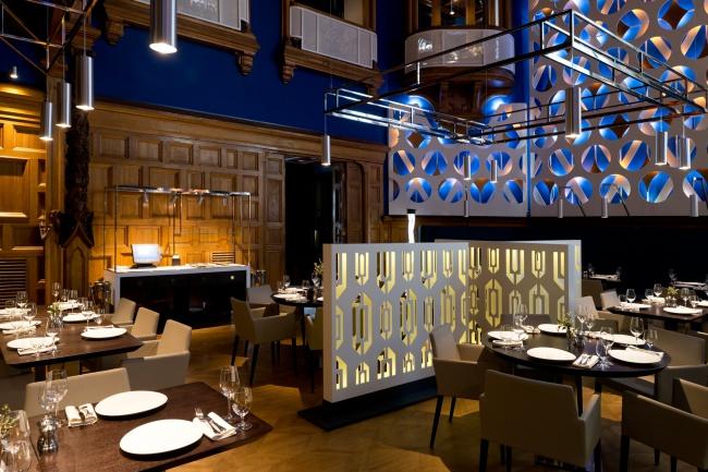 обновленный интерьер ресторана цдл_фото 2015