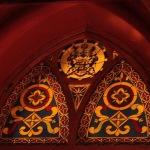 витраж с фамильным гербом Олсуфьевых_цдл