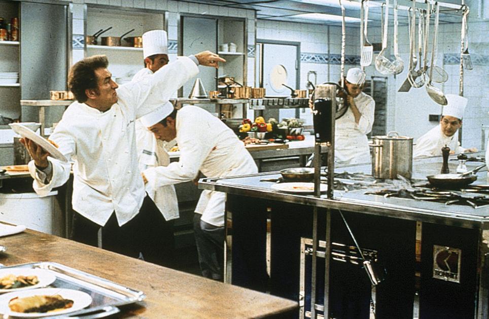 кадр фильма Американская кухня, реж Жан-Ив Питун