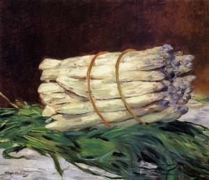 картина Эдуарда Мане_Пучок спаржи 1880   800 х 688