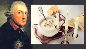 пивной суп Фридриха Великого_фотоколлаж_