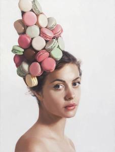 Портрет Ханны Коэн 450 х 594