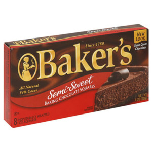 Baker's Chocolate  530 х 530
