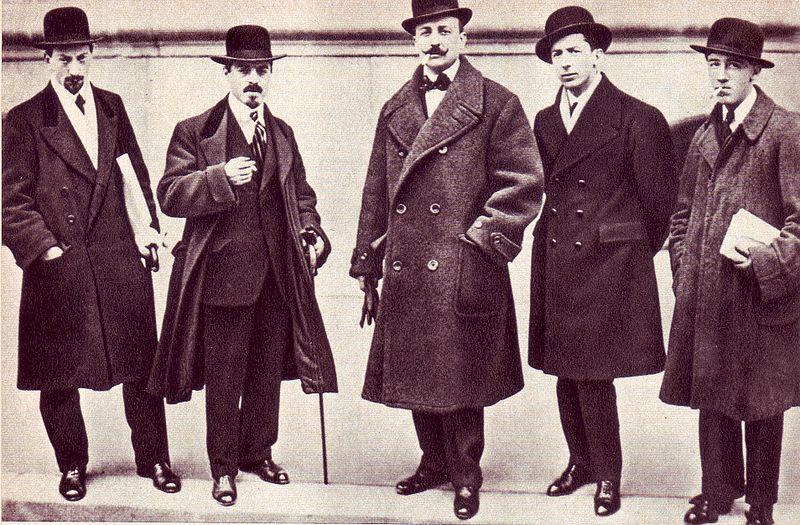 Futuristi,_Russolo_Carrà_Marinetti_Boccioni_Severini_1916