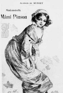 Мими Пинсон иллюстрация  800 х 1171