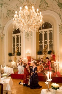 Mozart Dinner Concert im Stiftskeller St. Peter