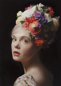 Цветочная глазурь, 2013 Уилл Коттон 426 х 600