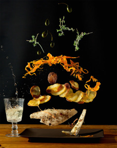 flying_food_фоторецепты Nora Luther & Pavel Becker