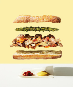 "фударт-фото_авторы Майкл и Ли Крайтон_crichton_""Food Trends"""