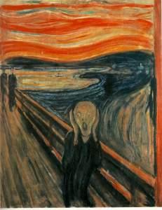 Картина Эдварда Мунка_Крик_The_Scream
