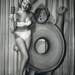 архивное фото_Королева пончиков_1951