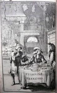 фронтиспис Cuisinier François 350 х 569