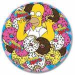 гомер симпсон с пончиком Donuts_2