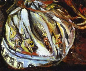 Хаим Сутин натюрморт  800 х 659