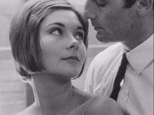 Маша Мэрил и Филипп Леруа Une Femme mariée , Жан-Люк Годар, 1964