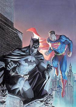 Бэтмен и Супермен-Batman-superman