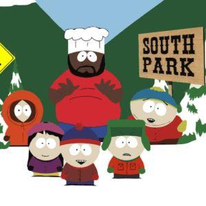 OST South Park -Южный Парк
