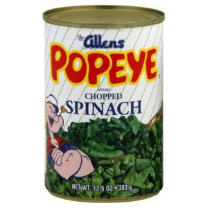 Spinach Allen Canning Company-2