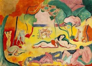 анри матисс-радость жизни-1905