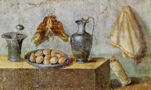 фреска из Помпеи 650 х 391
