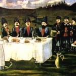 нико пиросмани-праздник сбора винограда