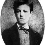 портрет артюра рембо-виньетка