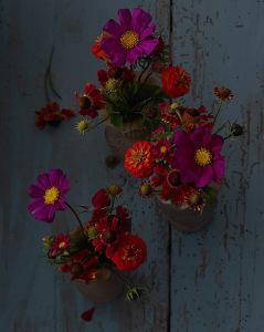 цветочная композиция 550 х 689
