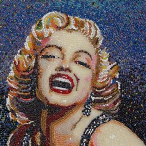 портрет Мэрилин Монро 550 х 550