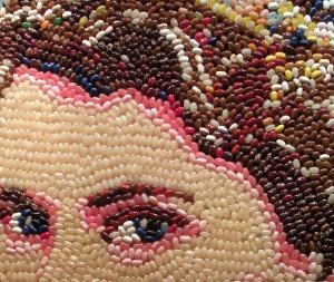фрагмент портрета королевы Елизаветы 600 х 506