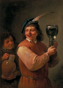 художник Давид Тенирс Младший 575 х800