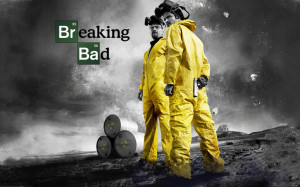 кадр из сериала Breaking Bad