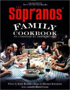 Поваренная книга семейства Сопрано-Аллен Ракер-2002
