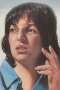 Одри Флэк Автопортрет 1974 450 х 670