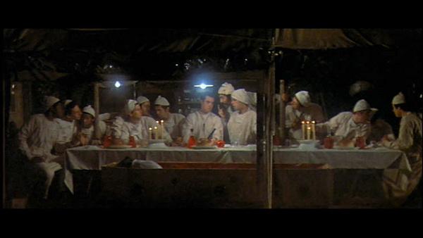 поп-культура -last-supper-MASH