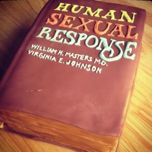 Human Sexual Response Cake