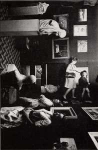 daniel spoerri_выставка Дилаби-1962