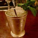 коктейль-мятный джулеп