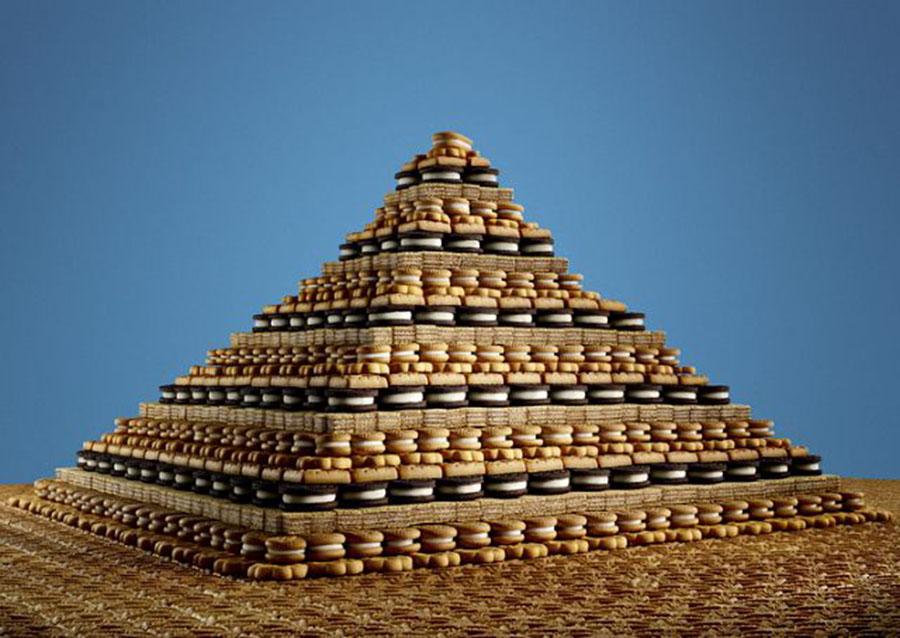 Колодцы и пирамиды-Сэм Каплан-фуд фото-Sam Kaplan- 900 х 638