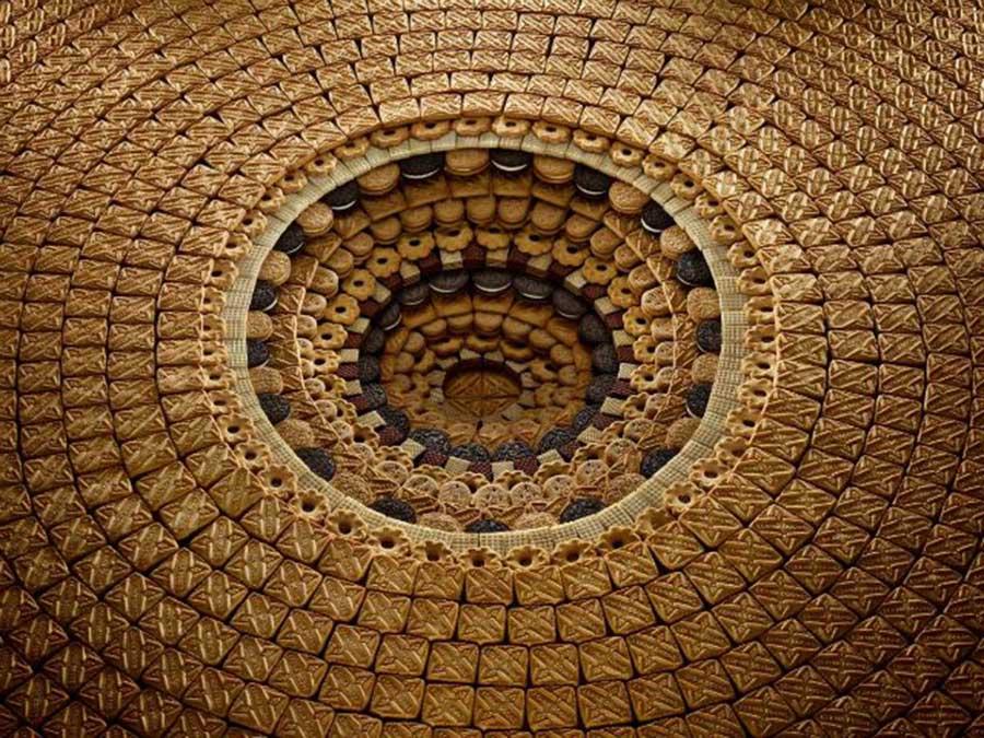 Колодцы и пирамиды-Сэм Каплан-фуд фото-Sam Kaplan- 900 х 675