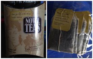 проект Novel Tea-пакетики чая с цитатами
