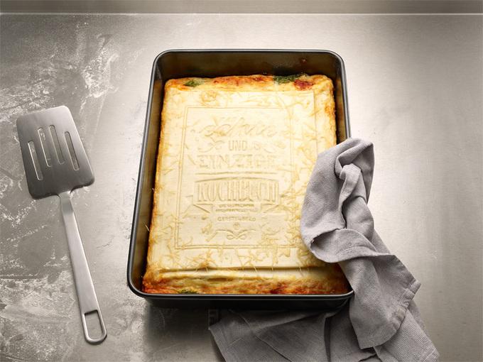Real Cookbook - дизайн-студия Korefe