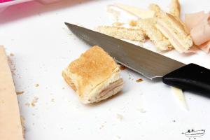 Школьные сендвичи-Edible-Book