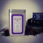 Sylvia Plath -Jane Austen Tea-LiteraryTeaCo
