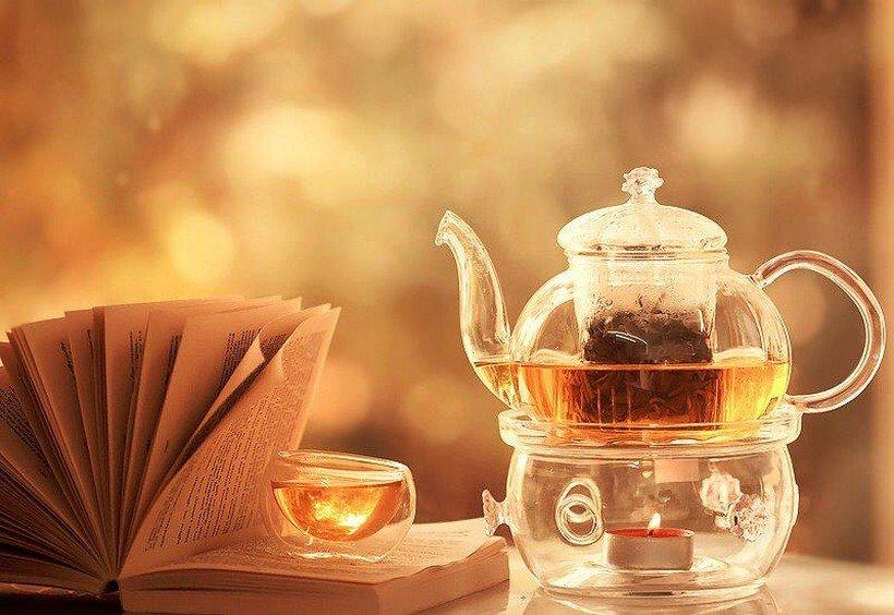 литературный чай-топ